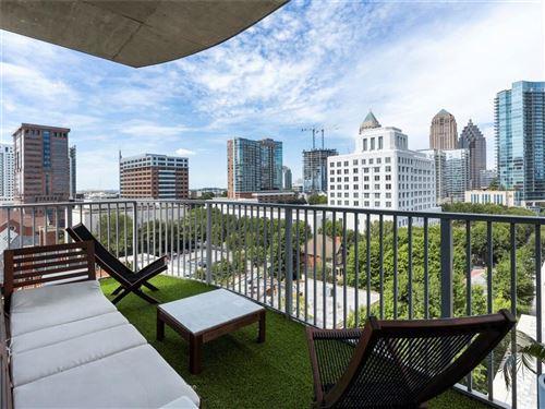 Tiny photo for 943 Peachtree Street NE #911, Atlanta, GA 30309 (MLS # 6808836)