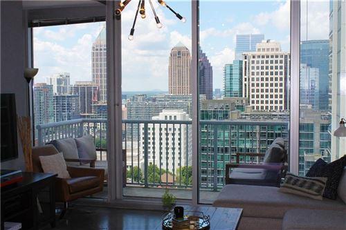 Photo of 855 Peachtree Street NE #2308, Atlanta, GA 30308 (MLS # 6829836)