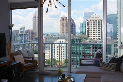 Photo of 855 Peachtree Street NE #2308, Atlanta, GA 30308 (MLS # 6829836)