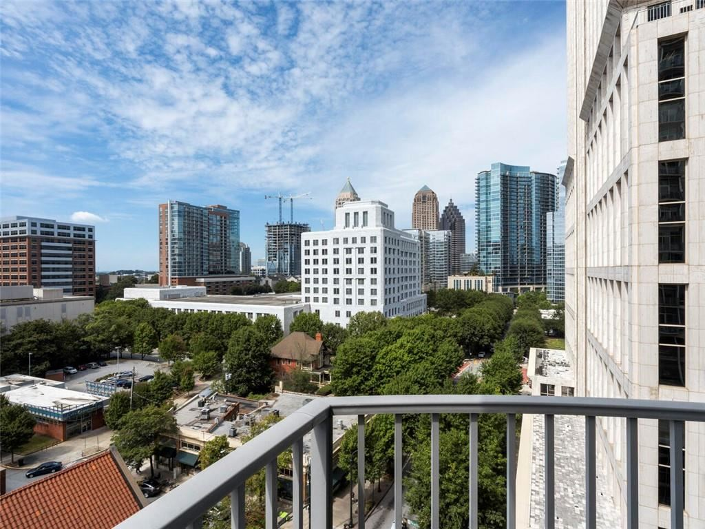 Photo for 943 Peachtree Street NE #911, Atlanta, GA 30309 (MLS # 6808836)