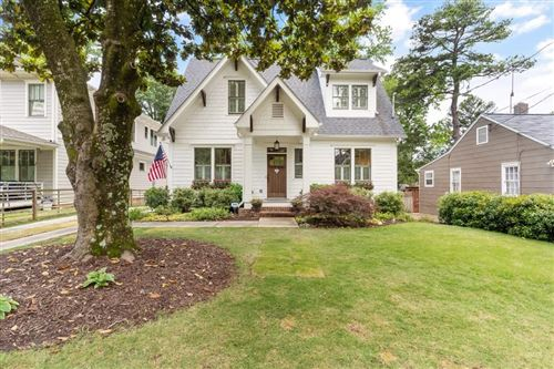 Photo for 628 Sycamore Drive, Decatur, GA 30030 (MLS # 6725842)