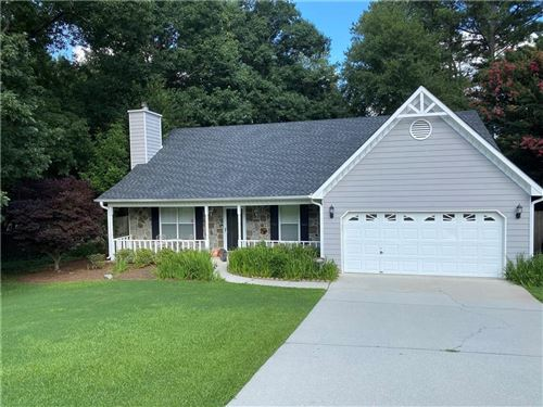 Photo of 1424 Snow Hill Drive, Lawrenceville, GA 30045 (MLS # 6918842)