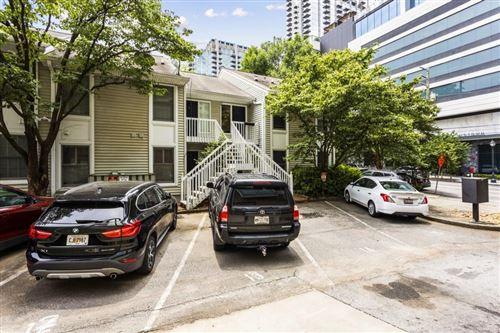 Tiny photo for 887 Juniper Street NE #H, Atlanta, GA 30309 (MLS # 6893844)