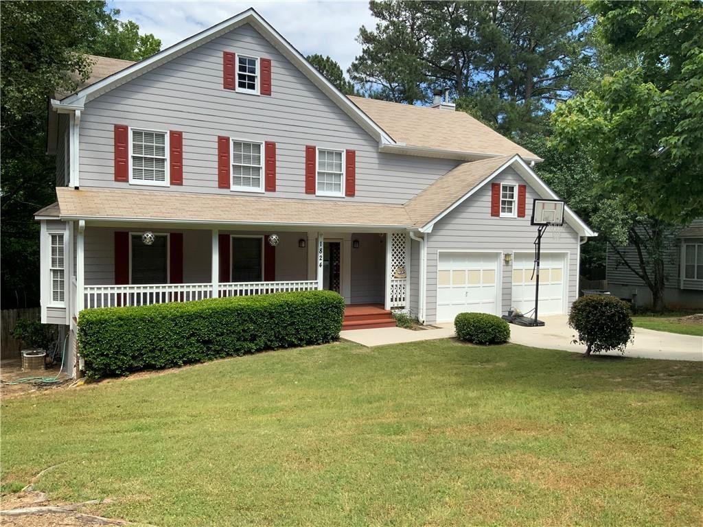 1824 Emerson Lake Circle, Snellville, GA 30078 - #: 6712845