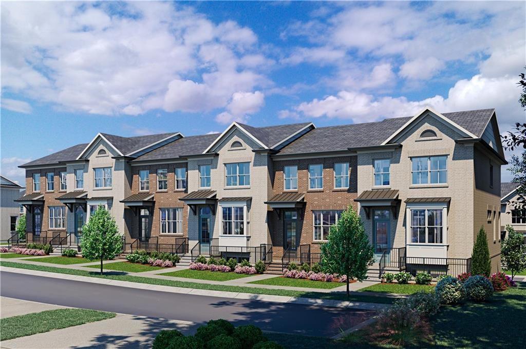 4600 Sims Park Overlook #79 UNIT 79, Suwanee, GA 30024 - MLS#: 6891850