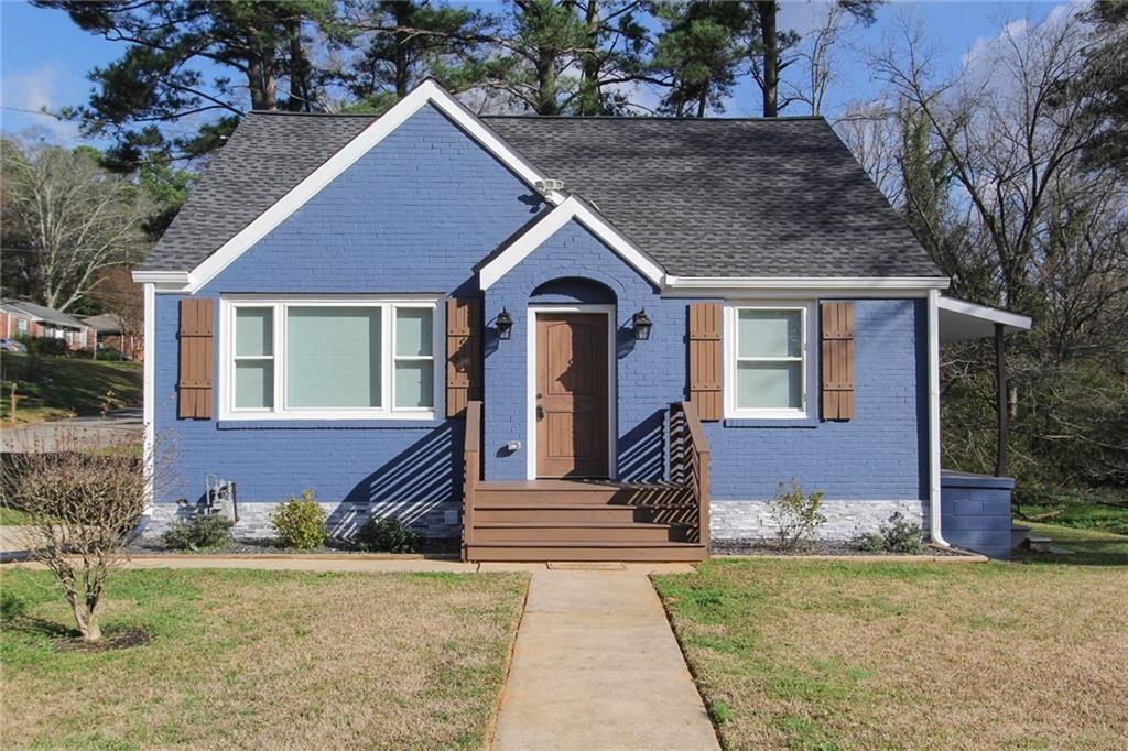 Photo of 2302 Hillside Avenue, Decatur, GA 30032 (MLS # 6687853)