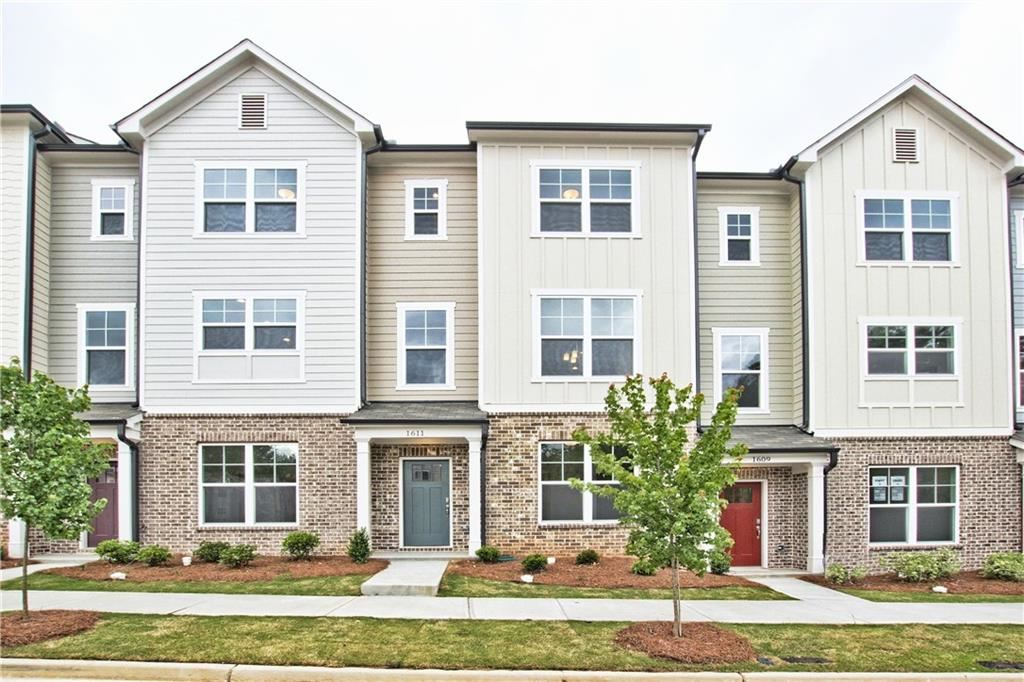 1608 Falcon Crest Way #58 UNIT 58, Decatur, GA 30032 - MLS#: 6817853