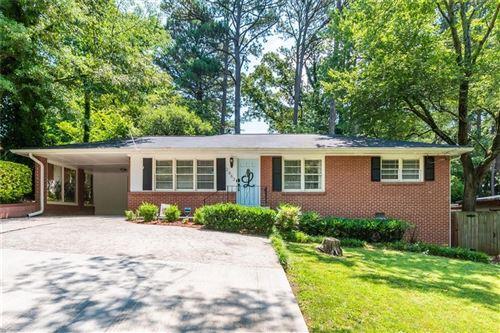 Photo of 2663 Woodacres Road NE, Atlanta, GA 30345 (MLS # 6928855)