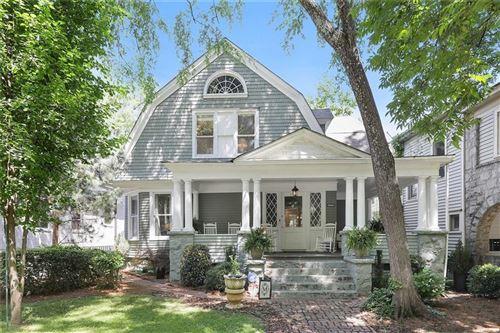 Photo of 1384 Piedmont Avenue NE, Atlanta, GA 30309 (MLS # 6737857)