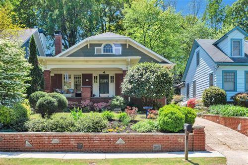Photo of 953 Blue Ridge Avenue NE, Atlanta, GA 30306 (MLS # 6869858)