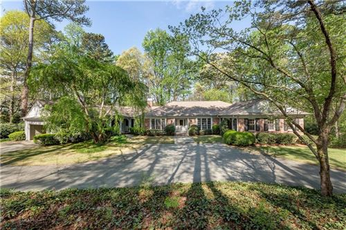 Photo of 3856 Randall Ridge Road NW, Atlanta, GA 30327 (MLS # 6706859)