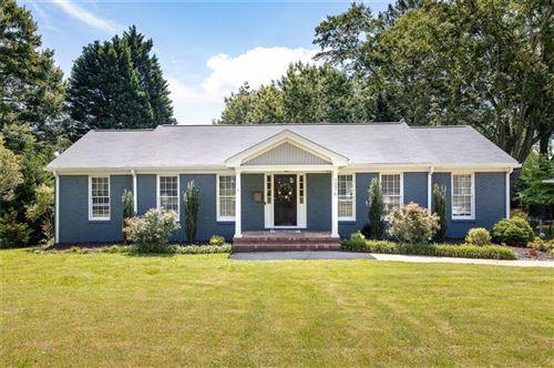 Photo of 1076 Clarendon Avenue, Avondale Estates, GA 30002 (MLS # 6884860)