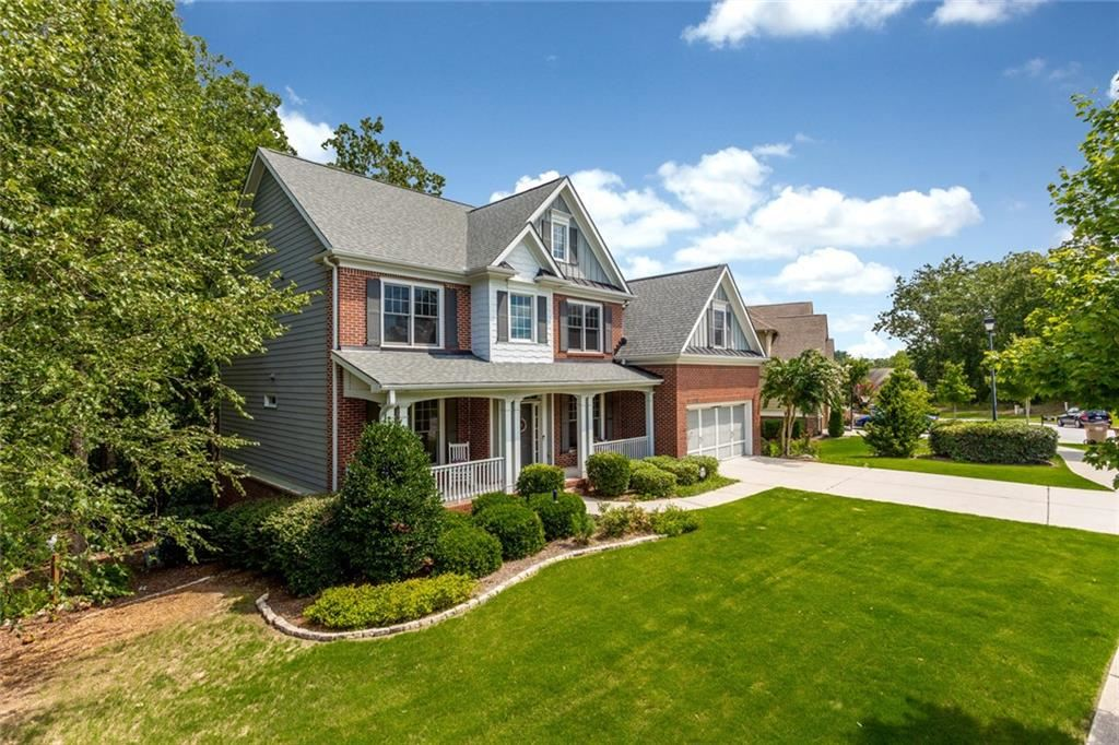Photo of 7405 Whistling Duck Way, Flowery Branch, GA 30542 (MLS # 6779860)
