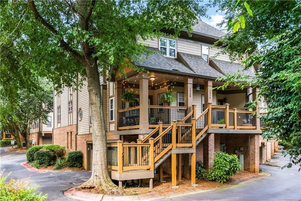 1348 Stillwood Chase NE, Atlanta, GA 30306 - MLS#: 6914863