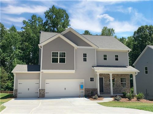 Photo of 6644 Blue Cove Drive, Flowery Branch, GA 30542 (MLS # 6668864)