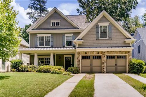 Photo of 207 Ohm Avenue, Avondale Estates, GA 30002 (MLS # 6888864)