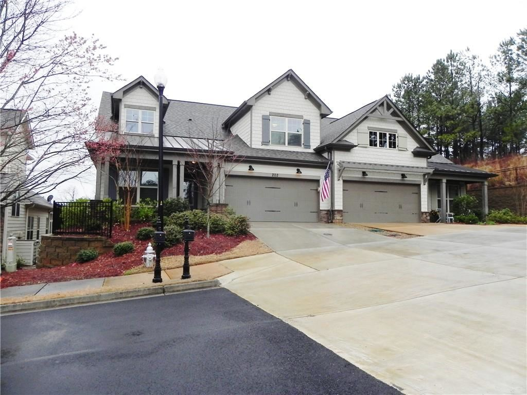 202 Misty View Drive, Canton, GA 30114 - MLS#: 6854864