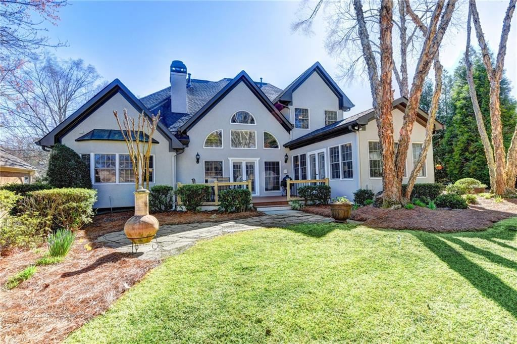 Photo for 7585 St Marlo Country Club Pkwy Parkway, Duluth, GA 30097 (MLS # 6583867)