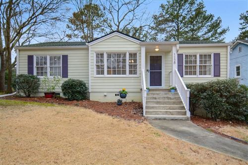 Photo of 1158 Vista Trail NE, Atlanta, GA 30324 (MLS # 6683868)