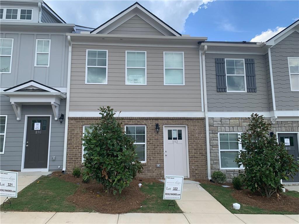 892 Ambient Way #322 UNIT 322, Atlanta, GA 30331 - MLS#: 6595871