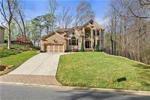 Photo of 4161 Blackland Drive, Marietta, GA 30067 (MLS # 6760872)