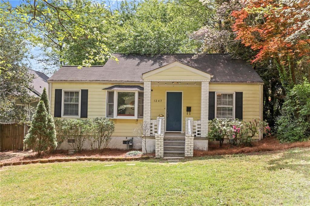 Photo of 1247 Gracewood Avenue SE, Atlanta, GA 30316 (MLS # 6860872)