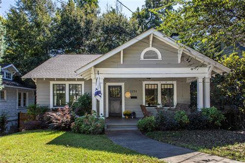 Photo of 1231 Mansfield Avenue NE, Atlanta, GA 30307 (MLS # 6795873)