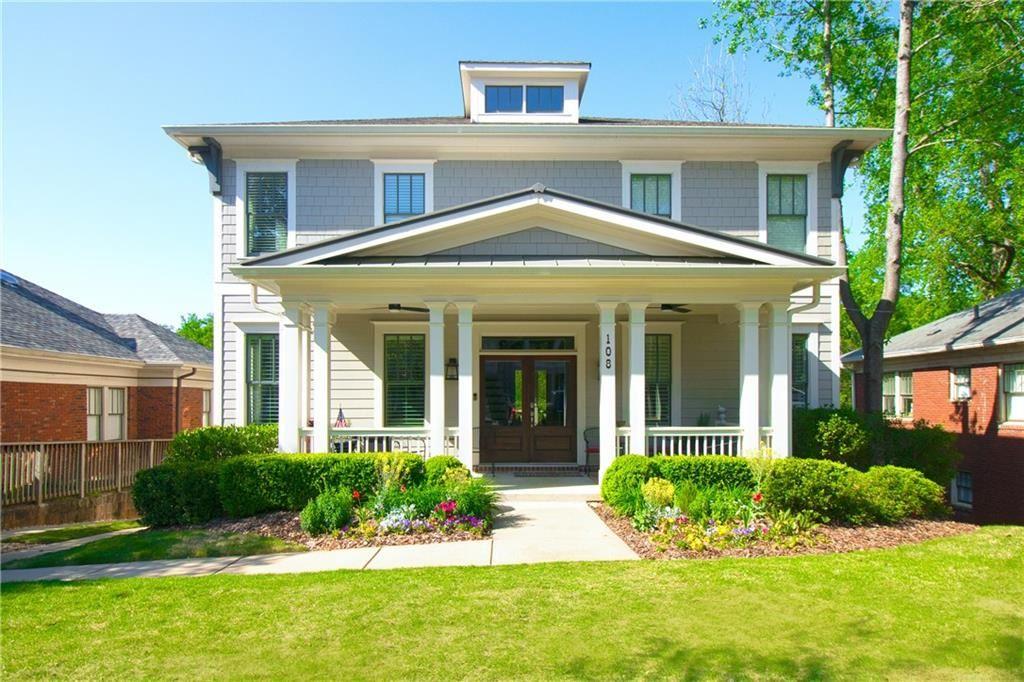 Photo of 108 E Benson Street, Decatur, GA 30030 (MLS # 6855873)