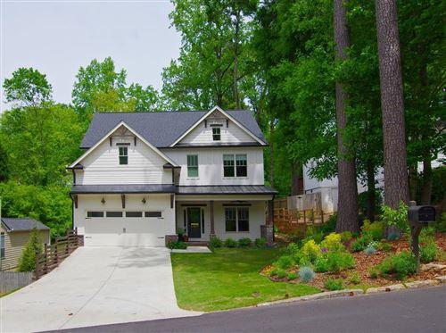 Photo of 1368 Arnold Avenue NE, Atlanta, GA 30324 (MLS # 6771876)