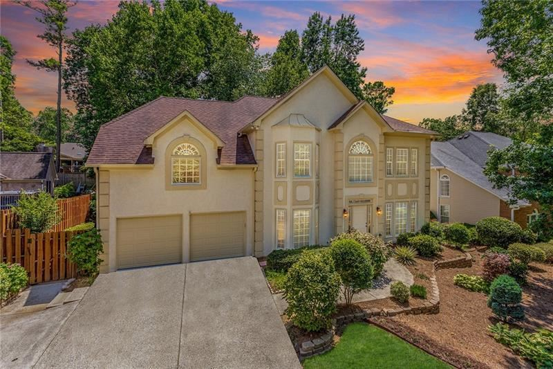 Photo for 2612 Ainsley Court, Marietta, GA 30066 (MLS # 6634878)