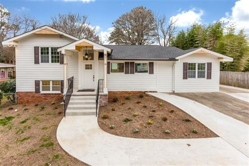 Photo of 1635 SPRUCE VALLEY Drive, Decatur, GA 30033 (MLS # 6876885)
