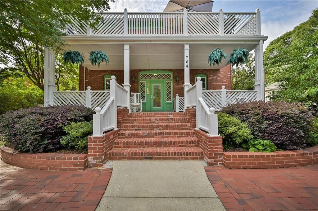 Photo of 764 Edgewood Avenue NE #5, Atlanta, GA 30307 (MLS # 6912886)