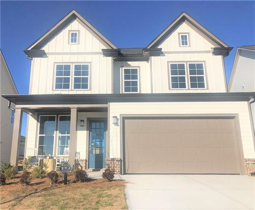 Photo of 324 Timbercreek Drive, Holly Springs, GA 30115 (MLS # 6615887)
