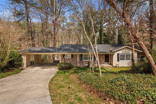 Photo of 2200 Thorncliff Drive NE, Atlanta, GA 30345 (MLS # 6856887)