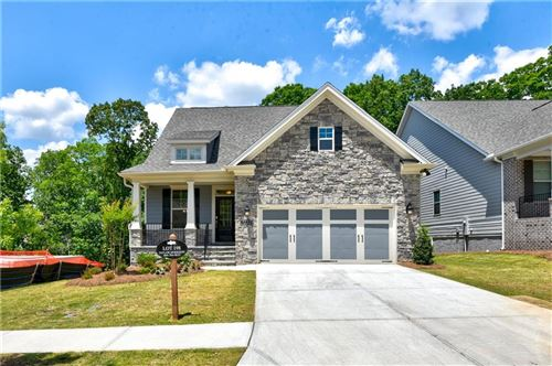 Photo of 7232 Red Maple Court, Flowery Branch, GA 30542 (MLS # 6563889)