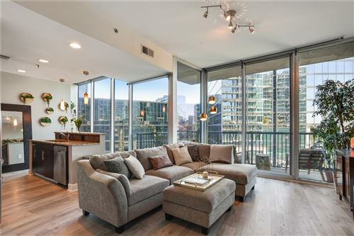 Photo of 1080 Peachtree Street NE #807, Atlanta, GA 30309 (MLS # 6817892)
