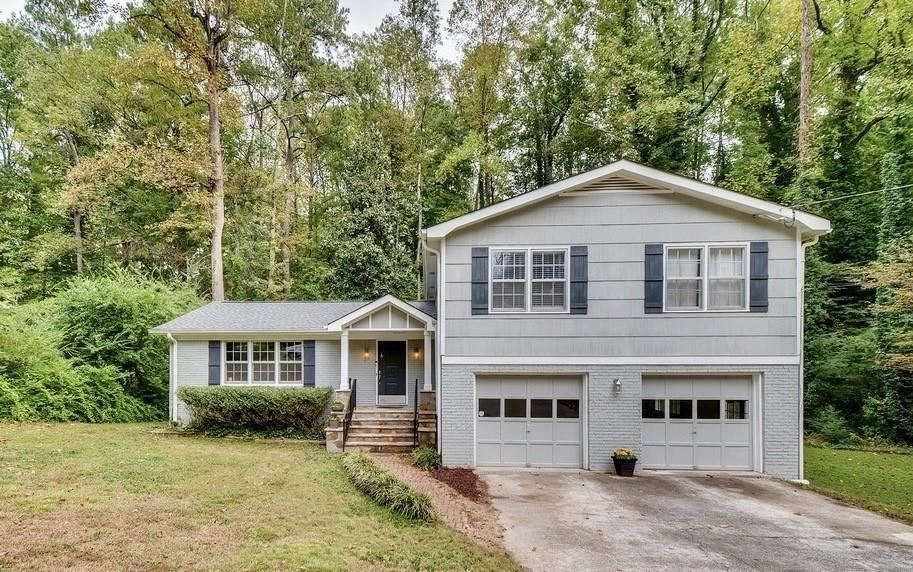 Photo for 3657 Cold Spring Lane, Chamblee, GA 30341 (MLS # 6636892)