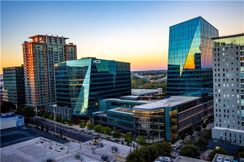 Photo of 950 W Peachtree Street NW #1501, Atlanta, GA 30309 (MLS # 6806894)