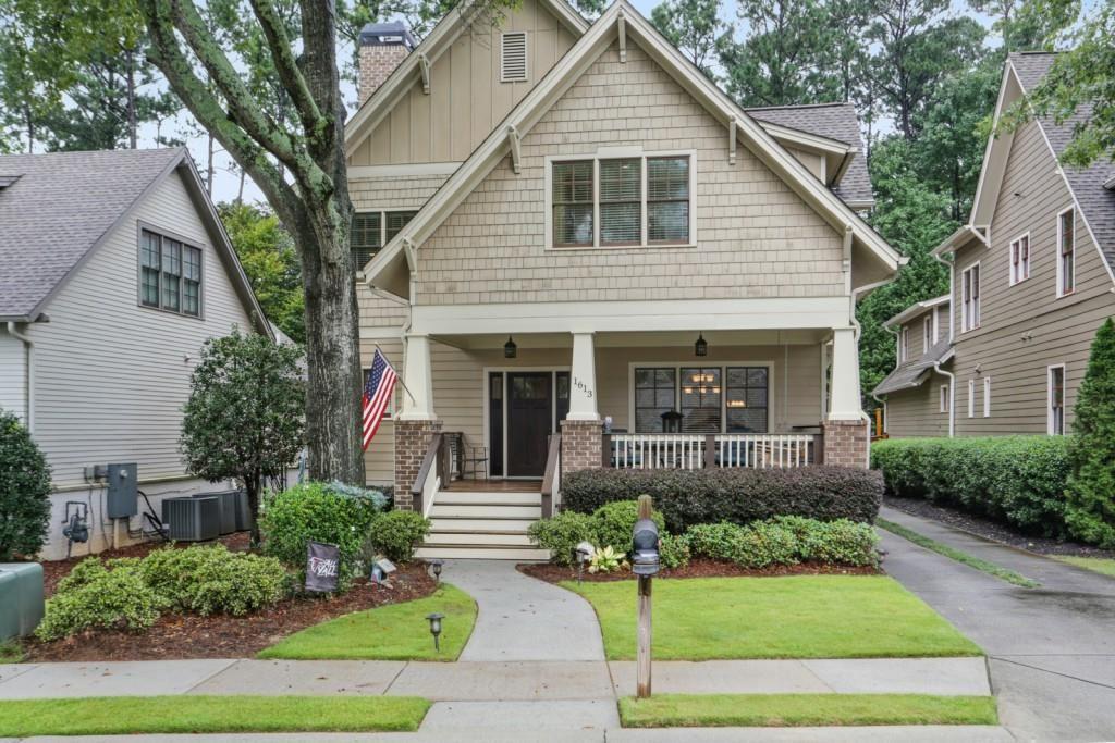 1613 Walker Street SE, Smyrna, GA 30080 - MLS#: 6945897