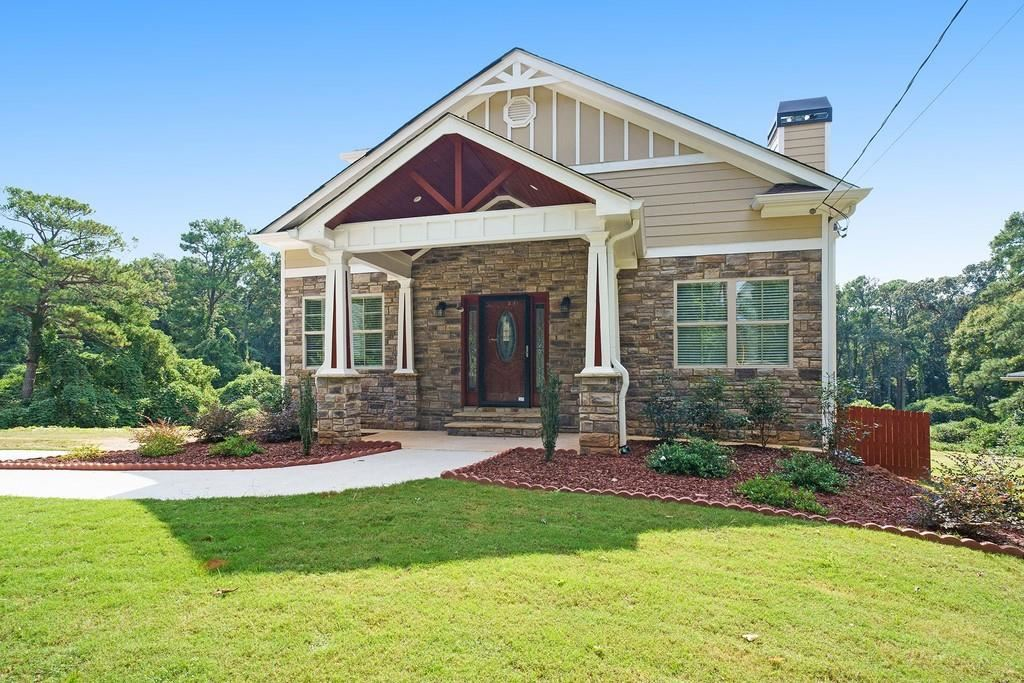 Photo of 2355 McAfee Road, Decatur, GA 30032 (MLS # 6785899)