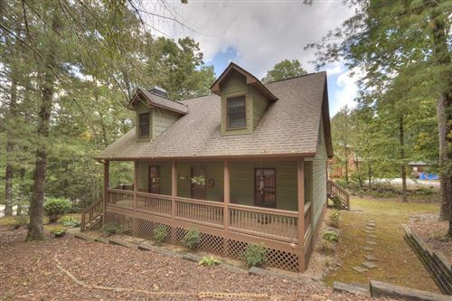 Photo of 187 Pleasant Gap Cemetery Road, Ellijay, GA 30540 (MLS # 6609901)