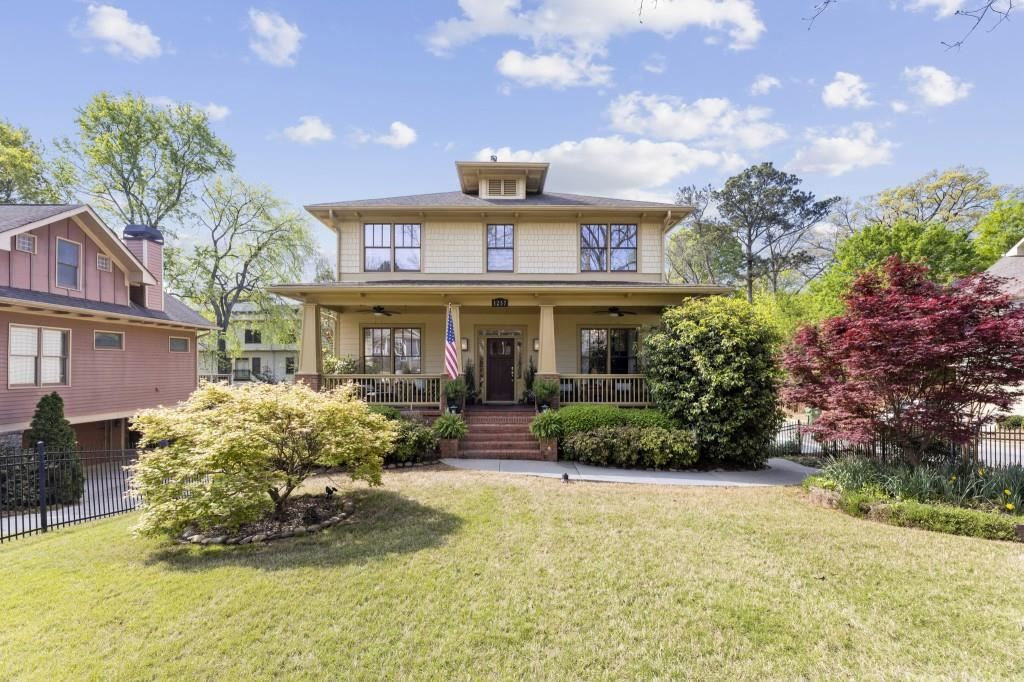 Photo of 1257 Arkwright Place SE, Atlanta, GA 30317 (MLS # 6866901)