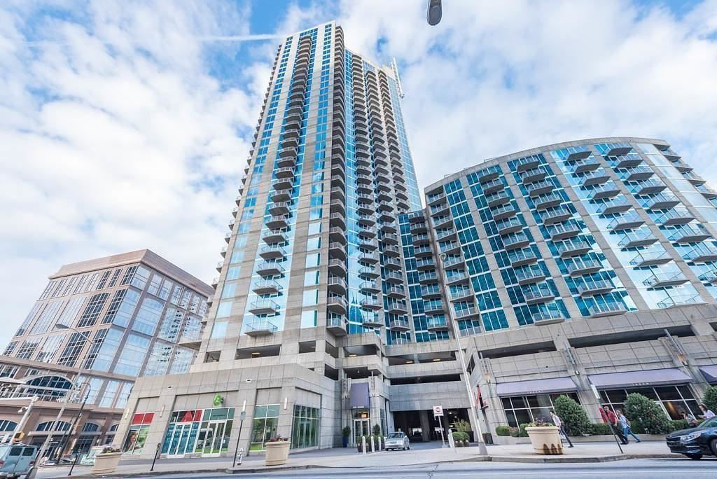 400 W Peachtree Street #2111 UNIT 2111, Atlanta, GA 30308 - MLS#: 6747902