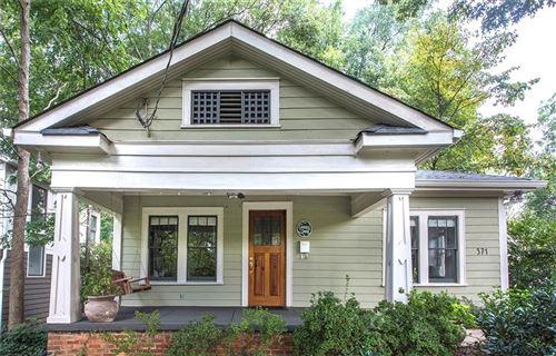 Photo for 371 Glendale Avenue NE, Atlanta, GA 30307 (MLS # 6936903)