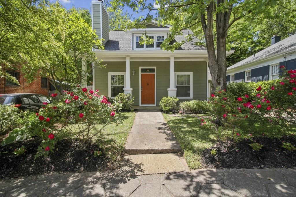 Photo of 212 Haralson Avenue NE, Atlanta, GA 30307 (MLS # 6866903)