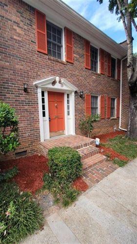 Photo of 1105 Clairemont Avenue #M, Decatur, GA 30030 (MLS # 6945905)
