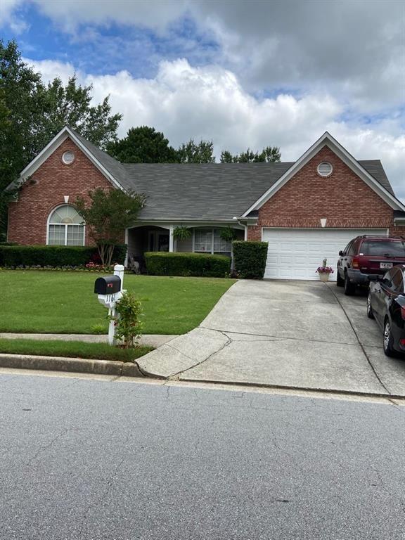 1161 FOUNTAIN GLEN Drive, Lawrenceville, GA 30043 - MLS#: 6738906