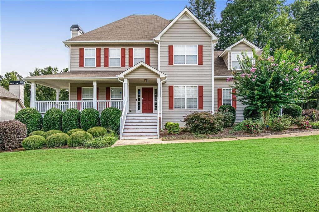 742 Bentonville Lane, Douglasville, GA 30134 - MLS#: 6937910