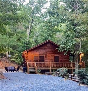 Photo of 387 Arrowhead Pass, Blue Ridge, GA 30522 (MLS # 6605911)