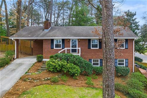 Photo of 1591 Steele Drive NW, Atlanta, GA 30309 (MLS # 6854914)